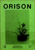 Orison 1985-2