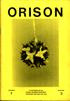 Orison 1985-3