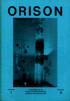 Orison 1985-4