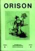 Orison 1987-2