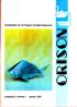 Orison 1992-1