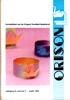 Orison 1992-2
