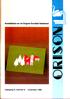 Orison 1992-8