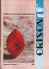 Orison 1993-4