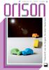 Orison 2009-1